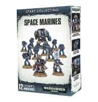 Warhammer 40000: Start Collecting! Space Marines