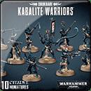 Warhammer 40000. Drukhari: Kabalite Warriors