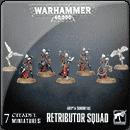 Warhammer 40000. Adepta Sororitas: Retributor Squad