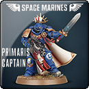 Warhammer 40000: Space Marines – Primaris Captain