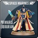 Warhammer 40000: Space Marines – Primaris Librarian