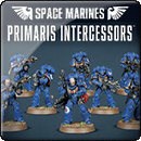 Warhammer 40000: Space Marines – Primaris Intercessors