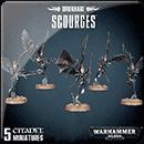 Warhammer 40000. Drukhari: Scourges