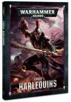 Warhammer 40000. Codex: Harlequins (Hardback)