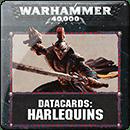 Warhammer 40000. Datacards: Harlequins
