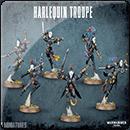 Warhammer 40000: Harlequin Troupe