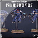 Space Marines Primaris Inceptors