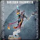 Warhammer 40000: Harlequin Shadowseer