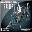Warhammer 40000. Drukhari/Dark Eldar: Raider