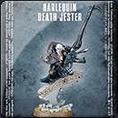 Warhammer 40000: Harlequin Death Jester