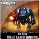 Easy To Build Primaris Redemptor Dreadnought