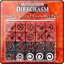 Warhammer Underworlds: Grand Alliance Chaos Dice Pack