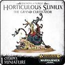 Warhammer 40000 (Age of Sigmar). Daemons of Nurgle: Horticulous Slimux