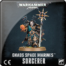 Warhammer 40000. Chaos Space Marines: Sorcerer