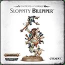 Warhammer 40000 (Age of Sigmar). Daemons of Nurgle: Sloppity Bilepiper