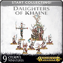 Warhammer Age of Sigmar. Start Collecting! Daughters of Khaine