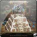 Warhammer Age of Sigmar. Seraphon: Realmshaper Engine