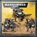 Warhammer 40000. Ork Killa Kans