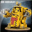 Warhammer 40000. Ork Gorkanaut