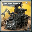 Warhammer 40000. Ork Battlewagon