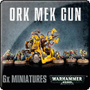 Warhammer 40000. Ork Mek Gun