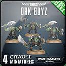 Warhammer 40000. Easy To Build: Ork Boyz