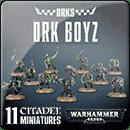 Warhammer 40000. Ork Boyz