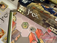 Настольная игра Mr. Jack (мистер Джек)