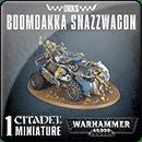 Warhammer 40000. Orks: Boomdakka Snazzwagon
