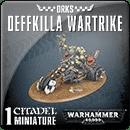 Warhammer 40000. Orks: Deffkilla Wartrike