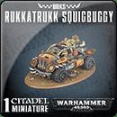 Warhammer 40000. Orks: Rukkatrukk Squigbuggy