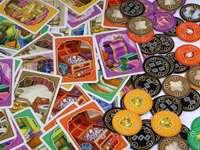 Настольная игра - Джайпур (Jaipur)