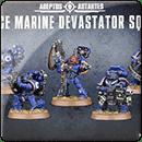 Space Marines Devastator Squad