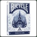 Покерні карти Bicycle Porcelain