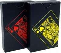 Покерные карты Poker Black