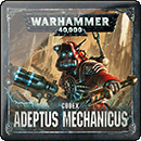Warhammer 40000. Codex: Adeptus Mechanicus (Hardback)