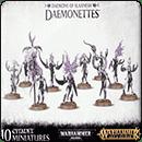 Warhammer 40000: Daemons of Slaanesh: Daemonettes