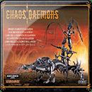 Warhammer 40000: Chaos Daemons: Seeker Chariot of Slaanesh