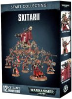 Warhammer 40000. Adeptus Mechanicus: Start Collecting! Skitarii