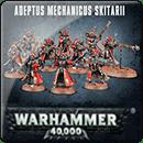 Warhammer 40000. Adeptus Mechanicus: Skitarii