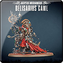 Warhammer 40000. Adeptus Mechanicus: Belisarius Cawl