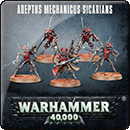 Warhammer 40000. Adeptus Mechanicus: Sicarians