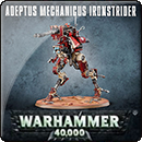 Warhammer 40000. Adeptus Mechanicus: Ironstrider