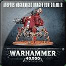 Warhammer 40000. Adeptus Mechanicus: Onager Dunecrawler