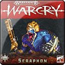 Warhammer Age of Sigmar. Warcry: Seraphon Cards