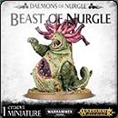 Warhammer 40000 (Age of Sigmar). Daemons of Nurgle: Beast of Nurgle
