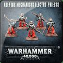 Warhammer 40000. Adeptus Mechanicus: Electro-Priests