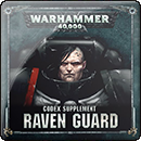 Warhammer 40000. Codex Supplement: Raven Guard (Hardback)