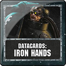 Warhammer 40000. Datacards: Iron Hands