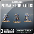 Warhammer 40000. Space Marines: Primaris Eliminators